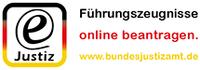 Externer Link: Logo F�hrungszeugnis Online