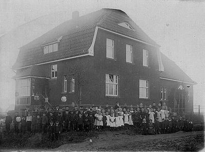 Neubau Volksschule Klosterbauerschaft