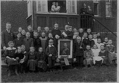 Sedantag Volksschule Klosterbauerschaft