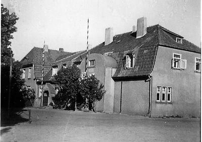 Volksschule Klosterbauerschaft 1950