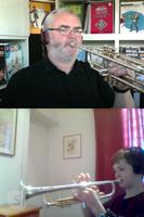 Online-Unterricht Musikschule