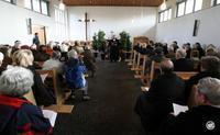 Andacht in der Paul-Gerhardt-Kapelle