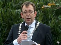 Stellv. Bürgermeister Rensen aus Hilversum
