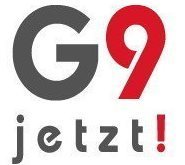 Logo - Volksbegehren G9 jetzt!