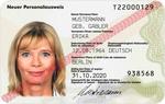 Externer Link: Der neue Personalausweis � BMI
